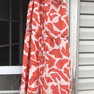 Loft Size: 6 Sun dress.